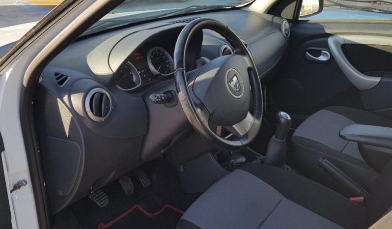 Dacia Duster DCi lleno