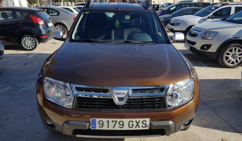 Dacia Duster 1600 DCi lleno