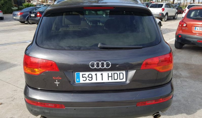 Audi Q7 Quattro Full Equip lleno