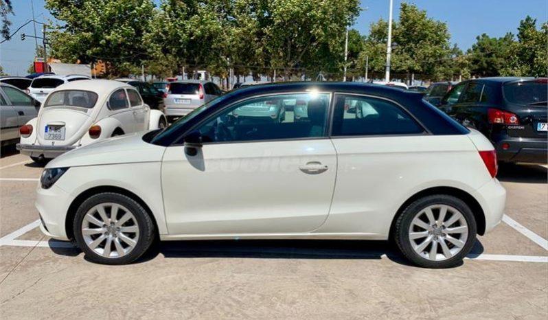 Audi A1 1.2 TFSI lleno