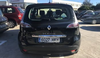 Renault Scenic Navegador lleno