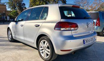 Volkswagen Golf VI lleno