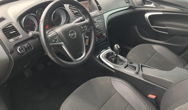 Opel Insignia Cosmo lleno