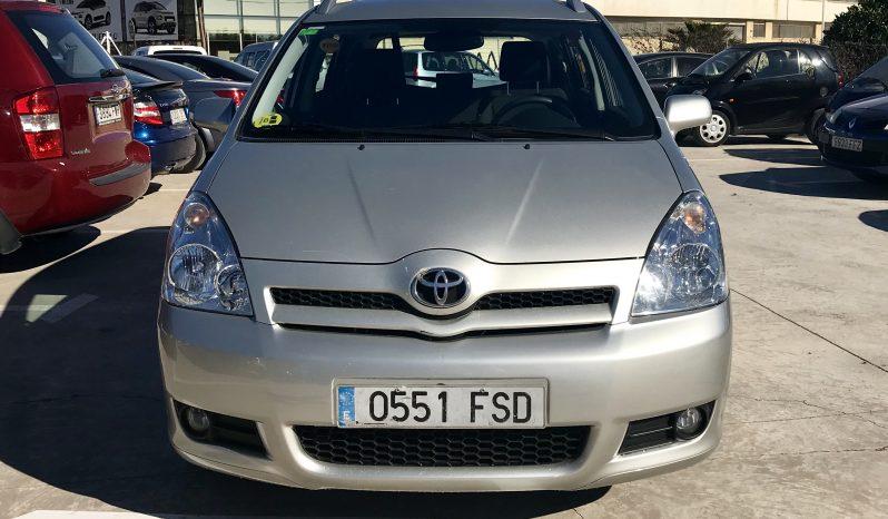 Toyota Corolla Verso 2.2 D4D lleno