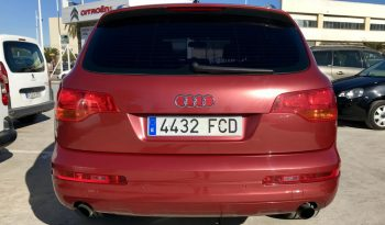 Audi Q7 Quattro Triptonic lleno