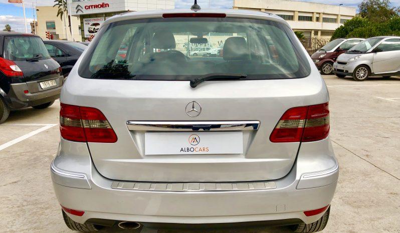 Mercedes Clase B180 CDI lleno