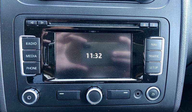 VOLKSWAGEN TOURAN DSG 2.0 TDI 170CV lleno