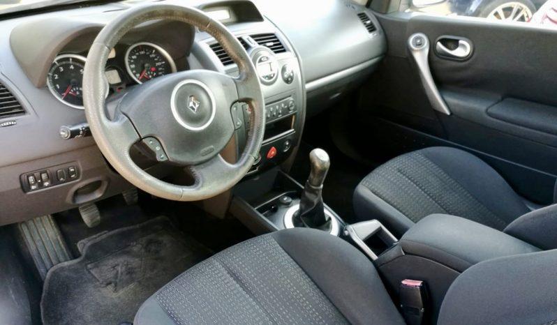Renault Megane Cabrio lleno