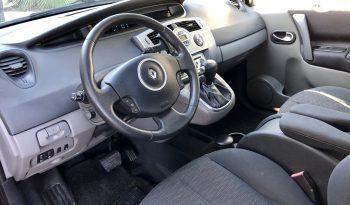 Renault Megane Scenic Automatico lleno