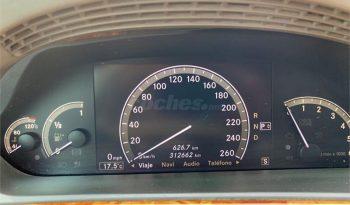 MERCEDES-BENZ Clase S S 320 CDI L 4MATIC lleno