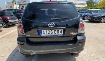 TOYOTA Corolla Verso 2.2 D4D 136cv Sol lleno