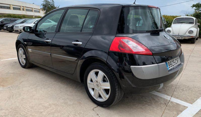 Renault Megane 1.9 DCi lleno