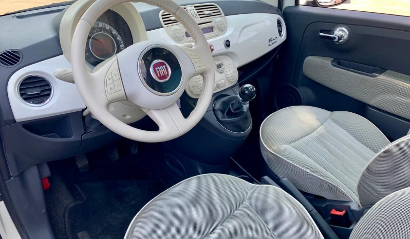 FIAT 500 LOUNGE 1.2 lleno