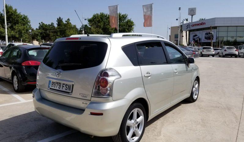 TOYOTA Corolla Verso 2.2 D4D 177cv Sport lleno