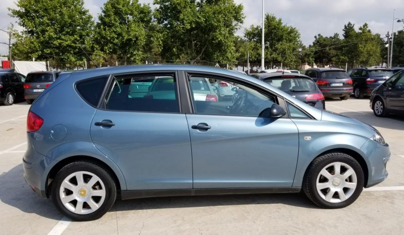 SEAT ALTEA 1.6 REFERENCE lleno