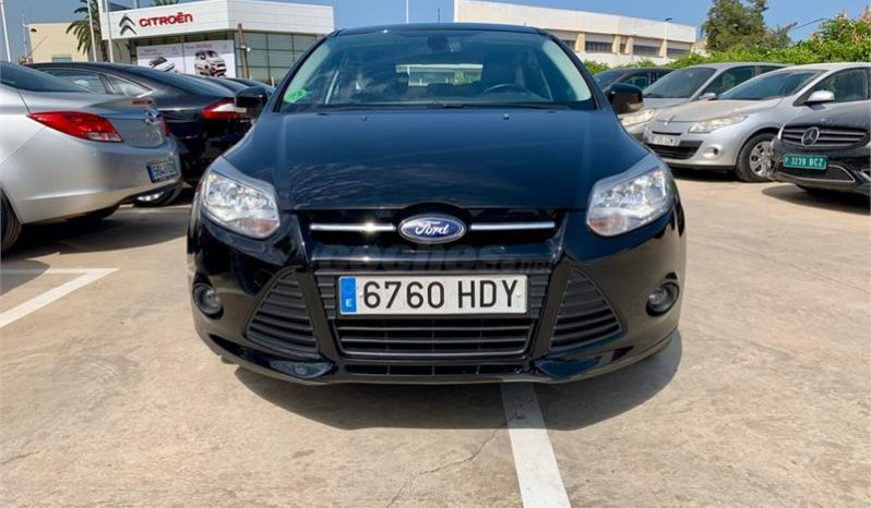 FORD Focus 1.6Ti VCT Trend lleno