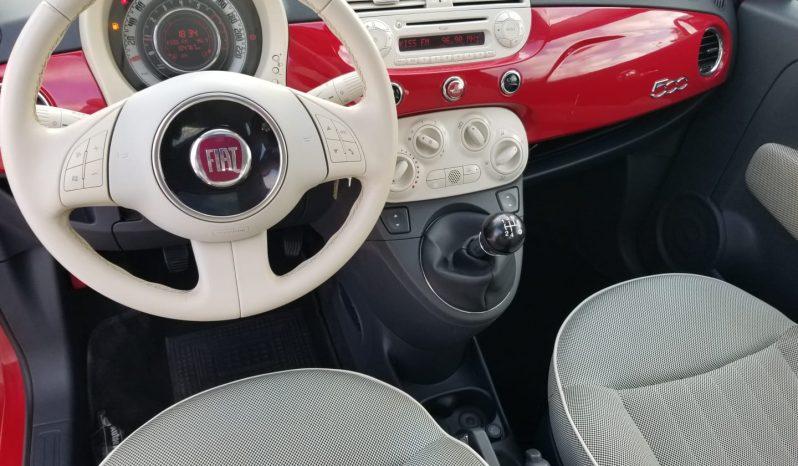 FIAT 500 1.2 8v 69 CV Lounge lleno