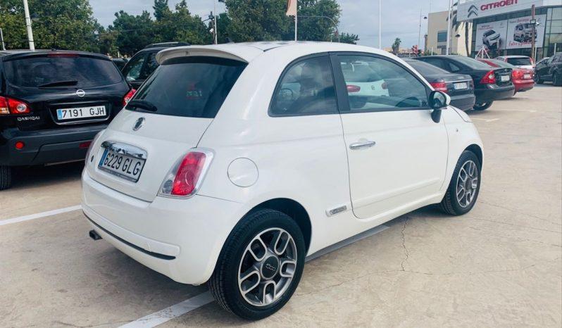 FIAT 500 1.2 8v 69 CV Sport lleno
