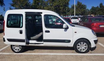 Renault Kangoo 1.5 DCi lleno