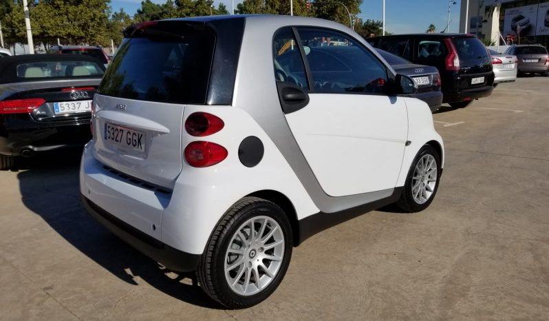 SMART fortwo Coupe 62 Passion lleno