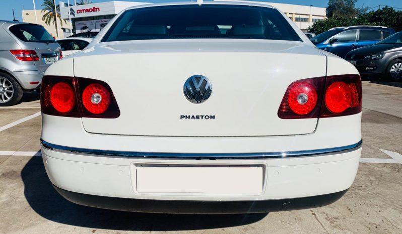 VOLKSWAGEN Phaeton 3.0 V6 lleno