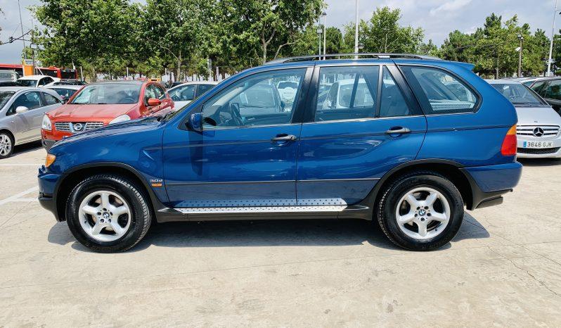 BMW X5 3.0D lleno