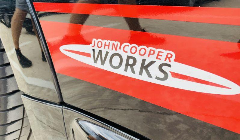 MINI John Cooper Works CHARLES POZZI lleno