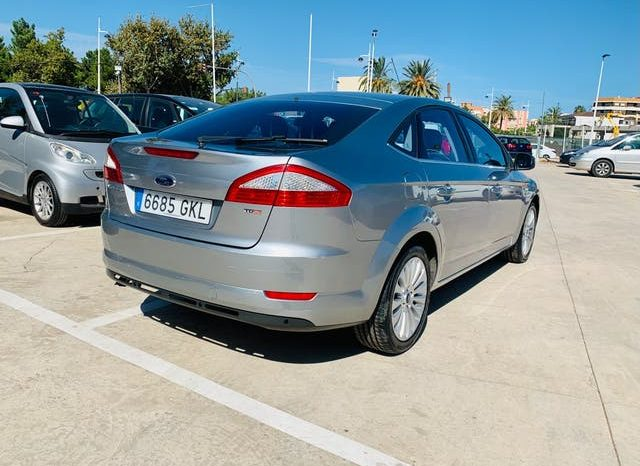 FORD MONDEO 2.0 TDCI lleno